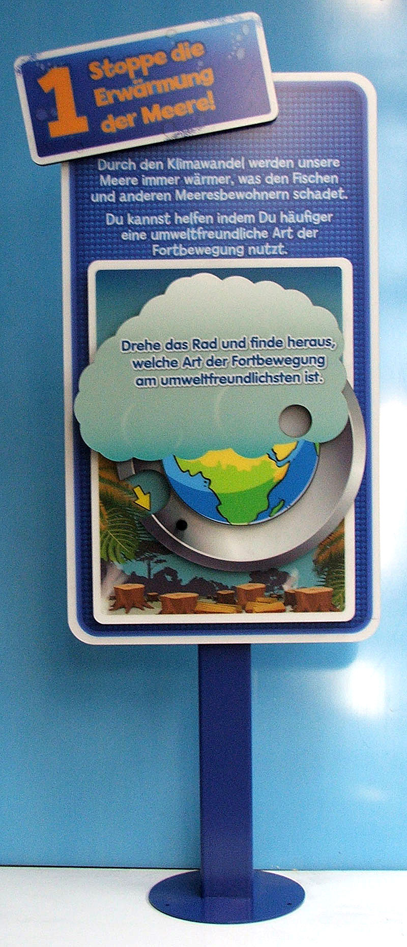 sealife centre signage norwich