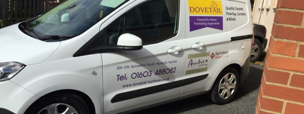 Van graphics norfolk pic
