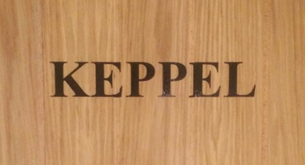 Keppel-traditional-Door-Sign-The-King's-Head