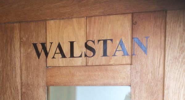 Walstan Room Refurb